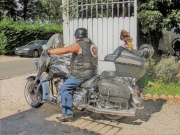 motos aux environs de vichy