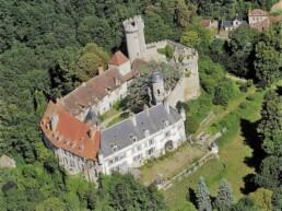 Châteaux près de Vichy